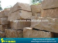 wholesale yellow sandstone building blocks