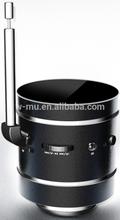 popular speaker support TF card usb FM and bluretooth vibration speaker