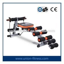 AB roller Abdominal Trainer/abdominal fitness equipment/cardio machine