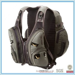 Fishing Mesh Vest Back Pack