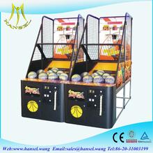 HS1402 Hansel coin operated basketball hoop machine