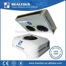 Transport Refrigeration Heat Exchanger Condenser For Cooling System
