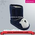 Vente chaude haute qualité hiver dernières design de mode bébé bottes de neige