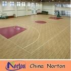 Indoor Basketball PVC wood flooring NTF-PW002