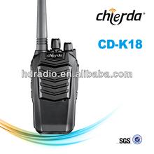 Long range rf transmitter and receiver with two way radio 5-8kms range CD-K18