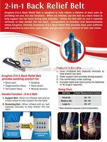 Kingpain Waist Belt Adjustable Back Support!