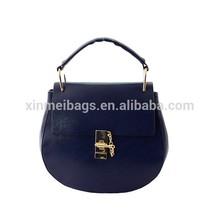 2015 hot selling imitation brand women colorful mini handbag made in China