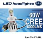 H4 all in one led light kit