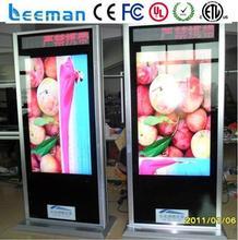 advertising stand display Leeman P4.81 SMD kiosk trade