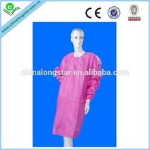 Medical Surgical Pink Lab Coat