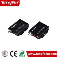 1 Channel Video Converter; 1 channel digital fiber optical video converter; 1 Channel Video to Fiber Converter