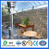 Hot sale Low Price plastic retaining wall/plastic coated gabion wall(direct manufacturer)