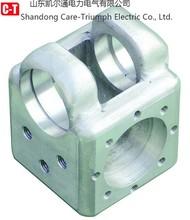 High intensity aluminum die casting parts