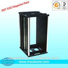 SMT ESD Anti-static PCB Storage Magazine Rack