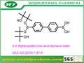 4,4'- biphenyldiboronic de ácido dipinacol 207611-87-8 éster