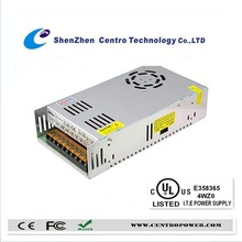 30A Open Frame switch Power Supply with UL approved 360w 12v ac dc power supply