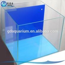 CF600-1 Extra clear glass aquarium tank with aquarium accessories