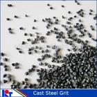 shot blast material steel grit