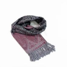 2015 latest design high quality novel pashmina ladies silk neck scarf