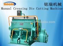 ML-1100 Manual Creasing and Die Cutter