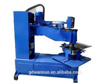 automatic wheel bottom surface polisher