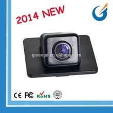 2014 Newest ! High Waterproof Backup Rearview Camera For Mazda Axela