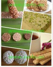 cereales de granola y bares de aperitivos de la línea