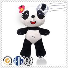 Most popular promotional soft stuffed panda