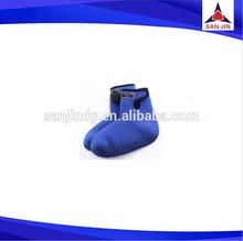 Flexible new design waterproof neoprene socks for diving