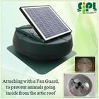 2015 New Solar Energy Product! 12 watt Solar Powered Attic Air Exhaust Ventilation Fan
