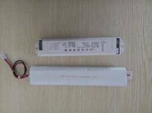 Solar led tube light emergency module with power pack