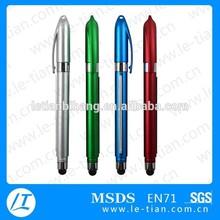 LT-B714 Newest banner pen pull paper plastic pen