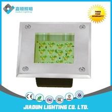 Aluminum cast GU10 LED underground light