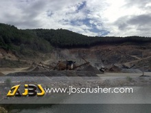 Gravel, Basalt, Limestone, River Stone - Rock Crushing Plant with 100,150, 200, 250, 300, 350 TPH CAPACITY