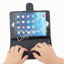 For iPad Mini 1 2 3 Keyboard Case