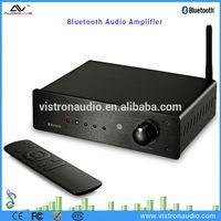 Vistron Audio New Brand 100 Watts Class D 3 Channels 2 ohm Pro sound Bluetooth Audio Amplifier