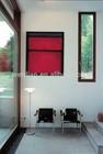 blown three-shade system glass floor standing lamp