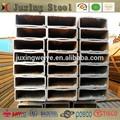 Q345b de acero, Rectangular de tubos de acero