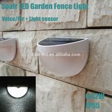 New 0.42w outdoor led kit solar light