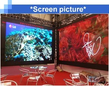 New ! hot sale professional make high quality Nova system p6 indoor led display