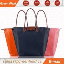 Shoulder bag, folding women shoulder bag nylon popular woman shoulder bag