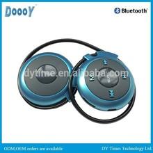D500 new model running innovative bluetooth headphone