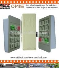 Electronic digital locker lock manufacturer shenzhen creative industry co ltd