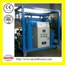 Vacuum Insulating Oil Dehydration Plant