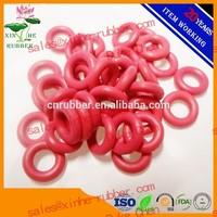 FDA silicone rubber o ring food grade