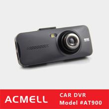 AT900 140 degree lens 1080P 5.0 Mega pixels dvr car