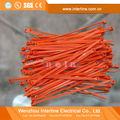 Made in china venda quente venda quente de cabo de nylon empate/plástico tie wrap
