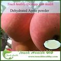 Touchhealthy fuente de alimentación alta calidad orgánico jugo de manzana manzana polvo de té