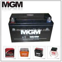 12v 9ah OEM QUALITY Lead acid battery Lithium battery Manufactory for 12v 9ah motorcycle battery