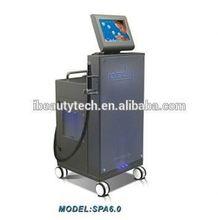 SPA5.0 jet spray /hydra facial machine /crystal peeling machine